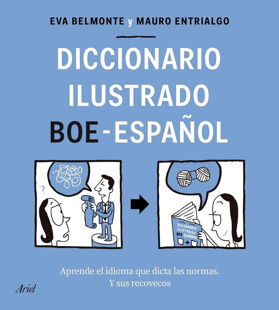 'Diccionario ilustrado BOE-Español'